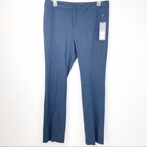 NWT NYDJ Ponte Slim Trouser Pants in Nightfall 14